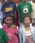 Children Talk about the Oil Spill