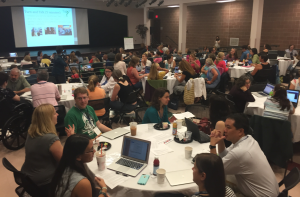 Summer Institute in Digital Literacy 2015