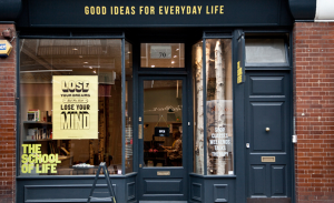 Alain deBoton helped found The School of Life, a retail store in London that offers programs and services exploring how culture can enable living a good life.